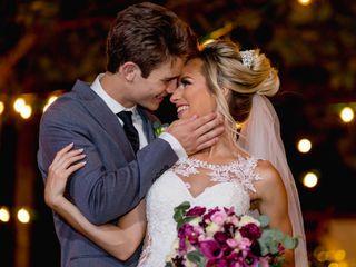O casamento de Milena e Dawson