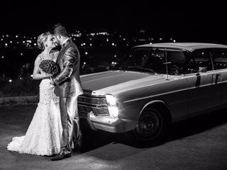 O casamento de Ketlin e Andrei