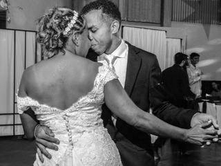 O casamento de Silvana e Everton