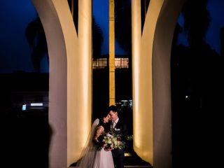 O casamento de Larissa e Edmilson 1