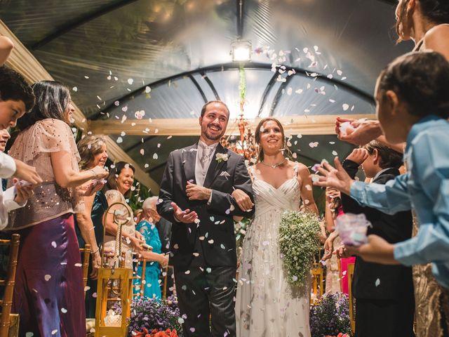 O casamento de Carolina e Victor