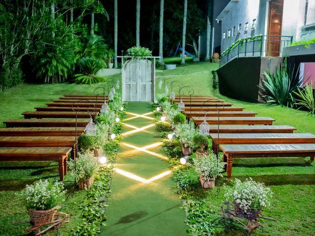 O casamento de Leandro e Gabriela em Suzano, São Paulo 10