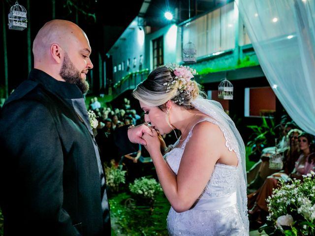 O casamento de Leandro e Gabriela em Suzano, São Paulo 40