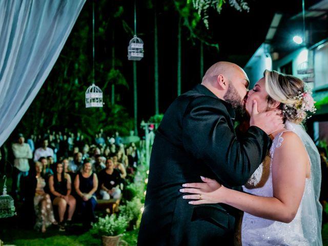 O casamento de Leandro e Gabriela em Suzano, São Paulo 41