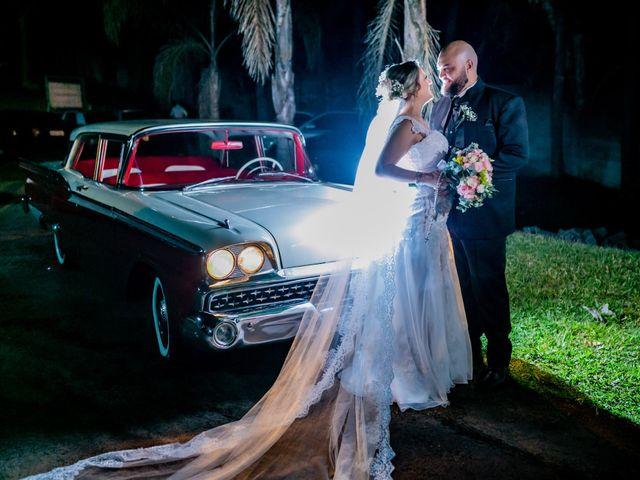 O casamento de Leandro e Gabriela em Suzano, São Paulo 46