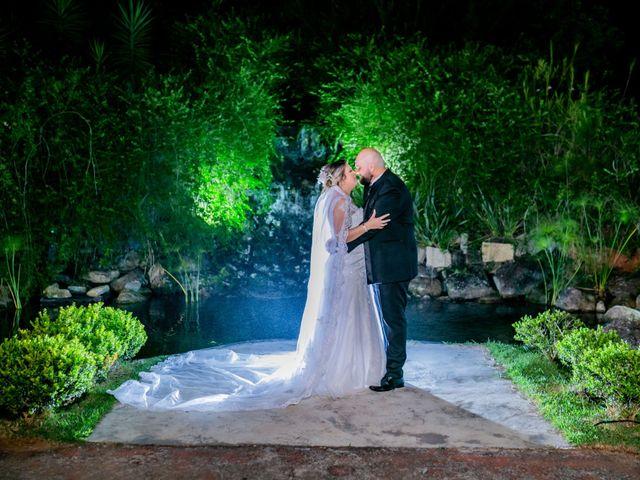 O casamento de Leandro e Gabriela em Suzano, São Paulo 51