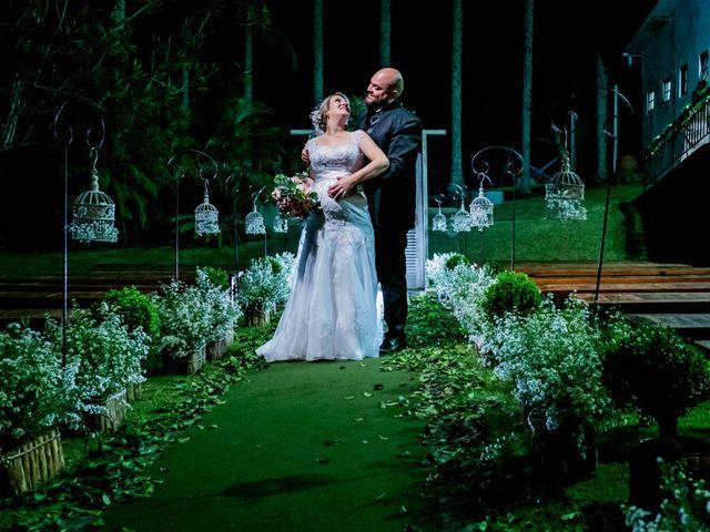 O casamento de Leandro e Gabriela em Suzano, São Paulo 73