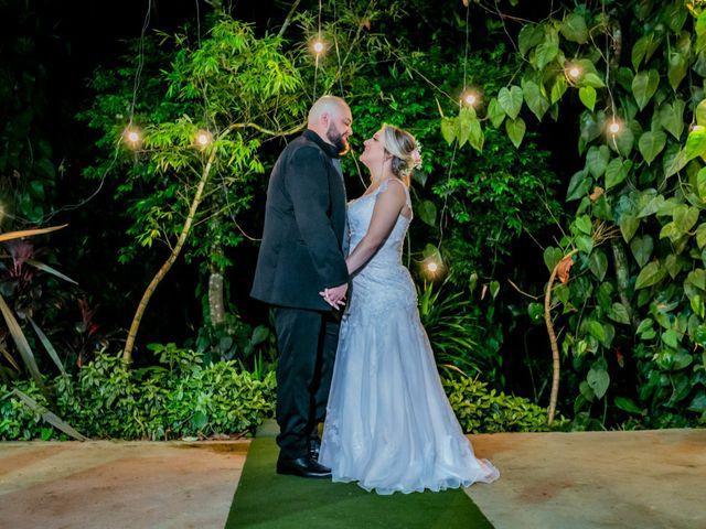 O casamento de Leandro e Gabriela em Suzano, São Paulo 75
