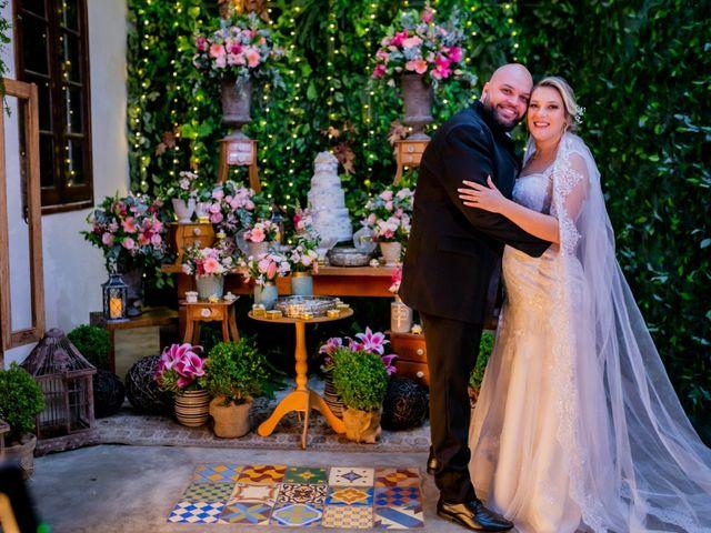O casamento de Leandro e Gabriela em Suzano, São Paulo 76
