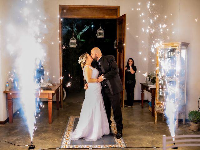 O casamento de Leandro e Gabriela em Suzano, São Paulo 77