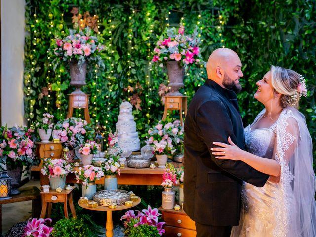 O casamento de Leandro e Gabriela em Suzano, São Paulo 79