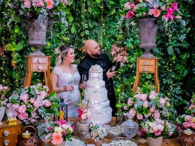 O casamento de Leandro e Gabriela em Suzano, São Paulo 81