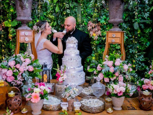 O casamento de Leandro e Gabriela em Suzano, São Paulo 82