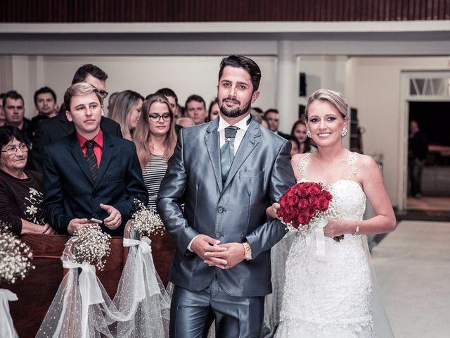 O casamento de Andrei e Ketlin em Agrolândia, Santa Catarina 2