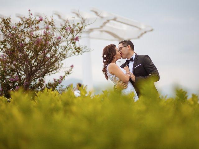 O casamento de Simone e Obed