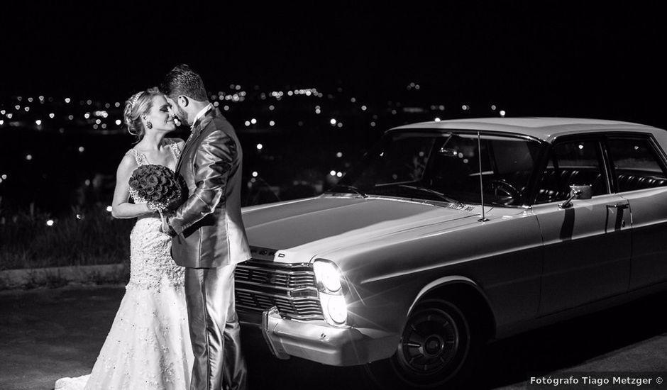 O casamento de Andrei e Ketlin em Agrolândia, Santa Catarina