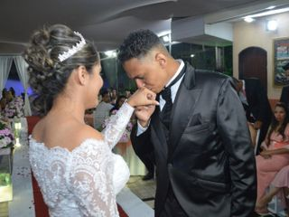 O casamento de Daiane e Andrew 1