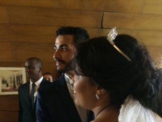 O casamento de Alidiana  e Geyson 1