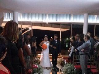 O casamento de Alidiana  e Geyson 3