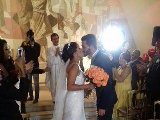 O casamento de Alidiana  e Geyson