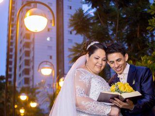 O casamento de Jocimar e Joelma