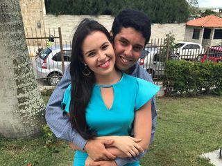 O casamento de Jamile e Yuri 1