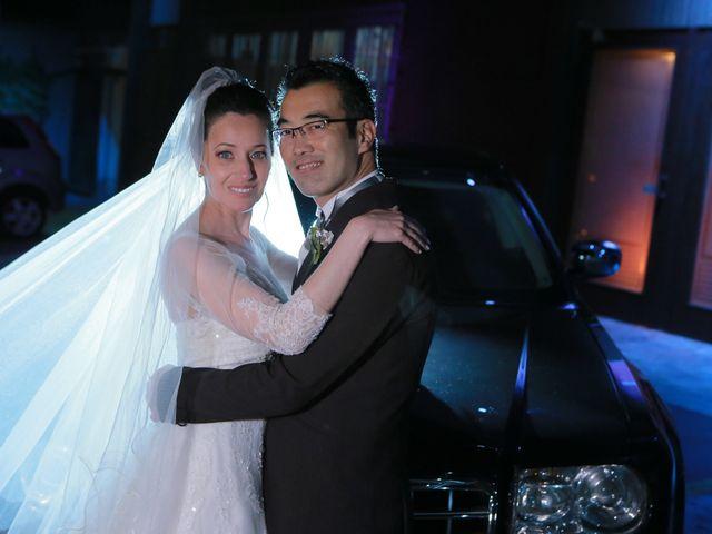 O casamento de Elaine e Nelson