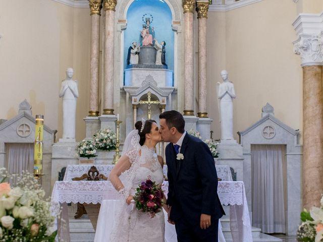 O casamento de Camila e Renan
