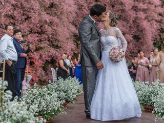 O casamento de Renata e José Antonio