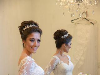 O casamento de Carolina e Victor 3