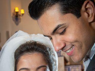 O casamento de Carolina e Victor 1