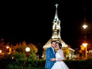 O casamento de Jodelly e Diego