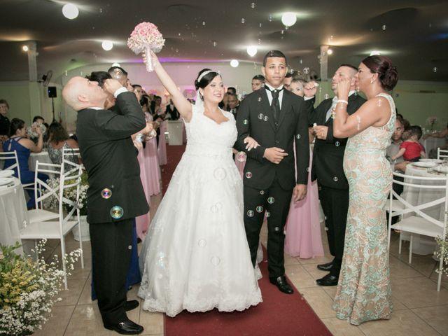 O casamento de Daniela e Weltman