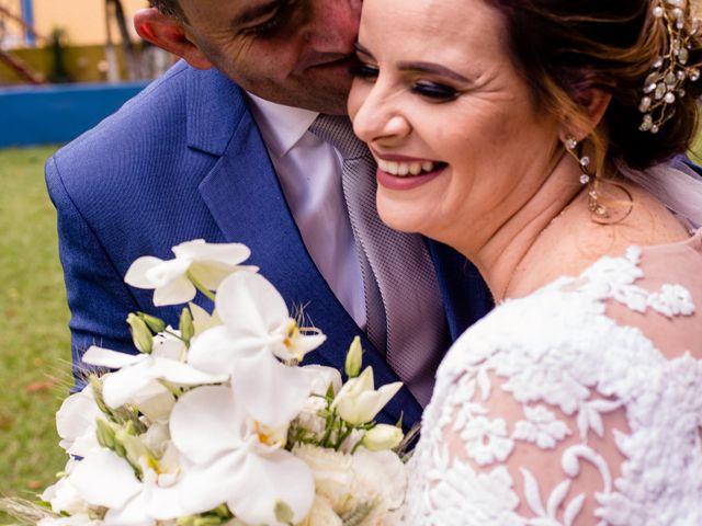 O casamento de Helen e Valter