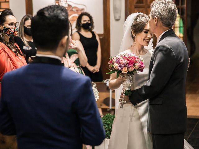 O casamento de Júlio e Jailine em Cascavel, Paraná 31