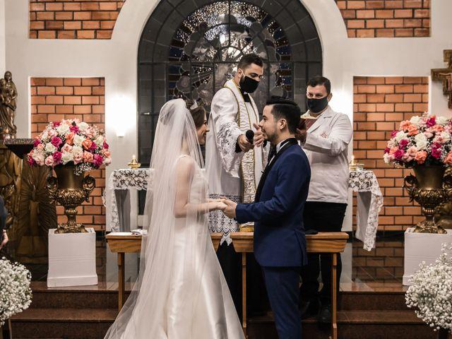 O casamento de Júlio e Jailine em Cascavel, Paraná 41