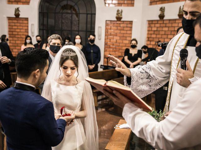 O casamento de Júlio e Jailine em Cascavel, Paraná 44