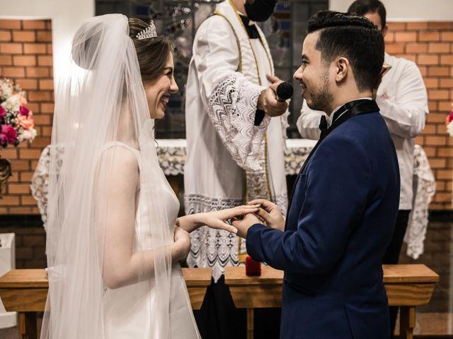 O casamento de Júlio e Jailine em Cascavel, Paraná 45