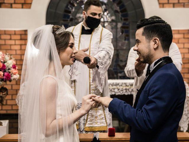 O casamento de Júlio e Jailine em Cascavel, Paraná 46