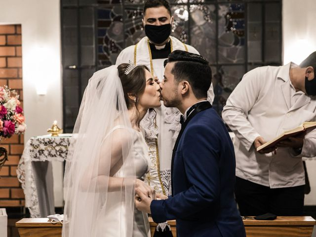 O casamento de Júlio e Jailine em Cascavel, Paraná 47