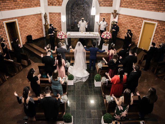 O casamento de Júlio e Jailine em Cascavel, Paraná 49