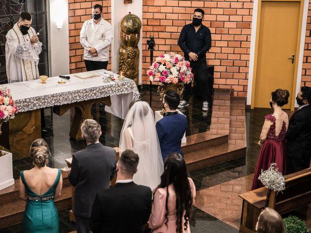 O casamento de Júlio e Jailine em Cascavel, Paraná 50