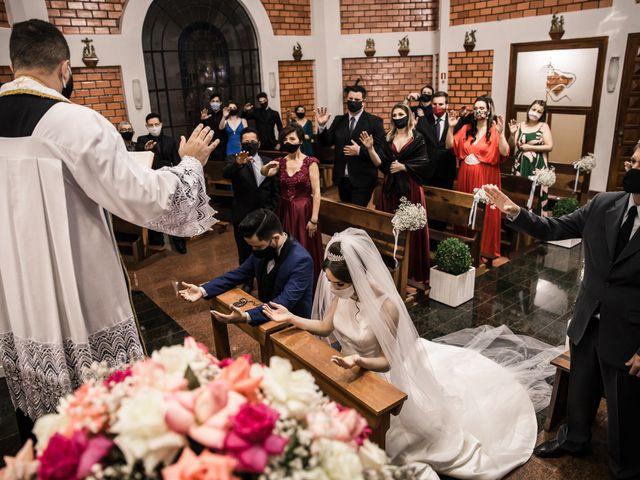 O casamento de Júlio e Jailine em Cascavel, Paraná 52