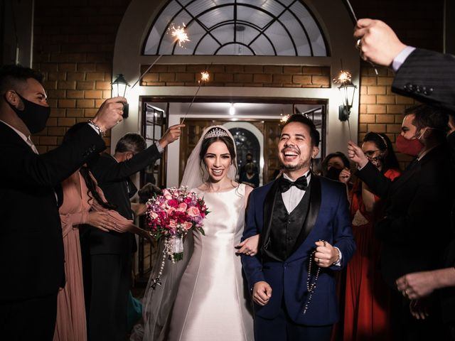 O casamento de Júlio e Jailine em Cascavel, Paraná 55