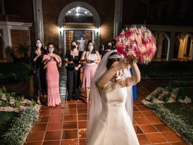 O casamento de Júlio e Jailine em Cascavel, Paraná 57