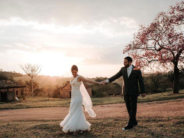 O casamento de Carol e Beto