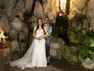 O casamento de Flavia e Fabricio