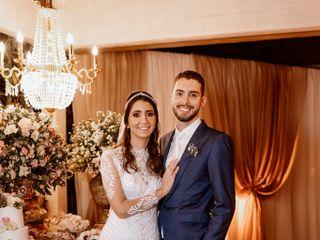 O casamento de Larissa e Marcelo 1