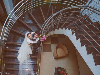 O casamento de Livia e Gabriel