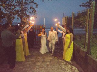 O casamento de Patricia  e Marcus Vinicius